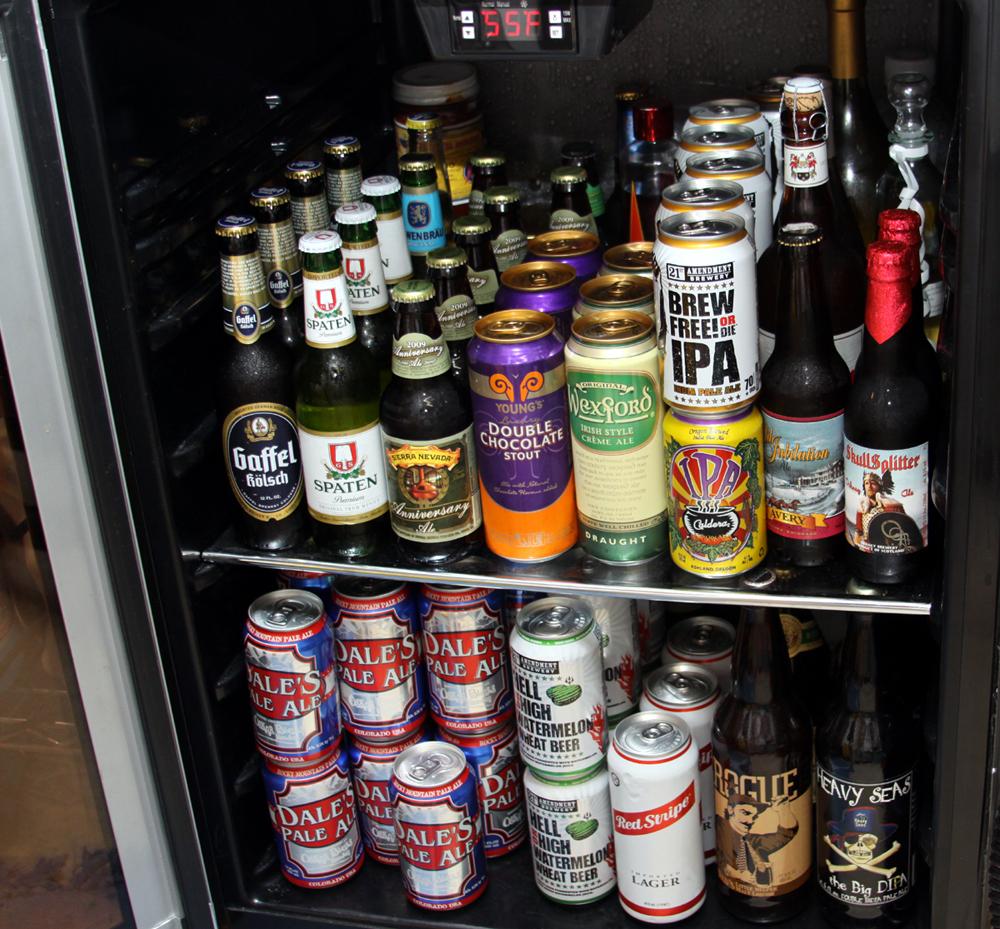 Como abrir uma garrafa de cerveja - 1 9